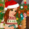 Одевалка: Романтичное Рождество (Christmas Romance)