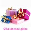 Поиск отличий: Рождественские подарки (Christmas gifts. Spot the Difference)