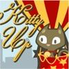 Кошечка на воздушном шаре (Kitty Up)