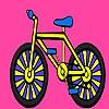 Раскраска: Классный велик (Best cool bike coloring)