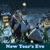 Поиск отличий: Канун Нового года (New Year's Eve. Spot the Difference)