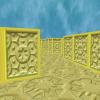Виртуальный лабиринт (Virtual Large Maze - Set 1001)