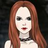 Одевалка: Вампиресса (Vampire Diaries Dressup)
