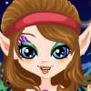 Одевалка: Радужная фея (Rainbow Fairy Makeup)