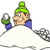 Поиск предметов: Снежки (Snowball fight find numbers)