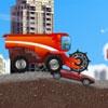 Трактор в городе (Mad Rural Driver)