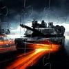 Пазл: Танки (Tanks in Action Jigsaw)