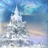 Поиск отличий: Ледовый замок (Ice castle 5 Differences)