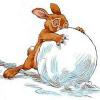 Поиск предметов: Снежки (Snowball. Find objects)