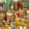 Поиск предметов: Котята (Cats Room Hidden Object)
