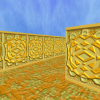 Виртуальный лабиринт. Сет 1008 (Virtual Large Maze - Set 1008)