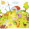 Поиск предметов: Ферма 2 (Lovely Farm Hidden Objects 2)