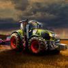 Поиск отличий: Трактора (Tractor 7 Differences)