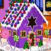 Дизайн: Сладкий домик (Xmas Gingerbread House Decoration)