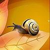 Пятнашки: Улитка (Lost slug slide puzzle)