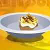 Ананасовый тортик (pineapple cake)