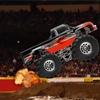 Гонка на грузовике (Monster Truck Rush)