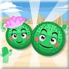 Катающиеся кактусы (Cactus Roll)