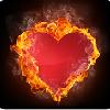 Поиск отличий: Огненное Сердце (Fireheart. Spot the Difference)