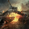 Пазл: Танк-разрушитель (Tank Destroyer Puzzle)