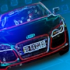 Неоновая гонка 3D (3D Neon Racing)