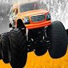 3D Урбан трак (3D Urban Monster Truck)
