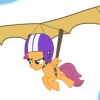 Дружба - это Чудо: Полет Скуталу (My Little Hang Glider)