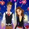 Одевалка: Джастин и Лиза на свидании (Justin and Lisa in Love)