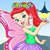 Одевалка: Фея-бабочка (Cute Butterfly Fairy)
