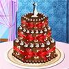 Декор свадебного торта (Wedding Cake Deco)