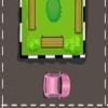 Розовое авто (ToyLand Car Parking)