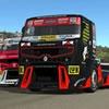 Пазл: Гоночные грузовики (Racing Truck Puzzle)