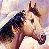 Поиск чисел: Фантастическая лошадка (Fantasy horses hidden numbers)
