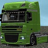Пазл: Грузовик (Daf Tractor Truck Jigsaw)