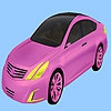 Раскраска: Классический автомобиль (Flash classic car coloring)