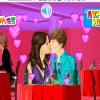 Поцелуй Селены и Джастина