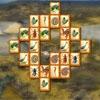 Маджонг:Протоцератопс (Prototseratopsy Mahjong)