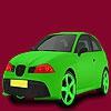 Раскраска: Гоночный автомобиль (Fast legendary car coloring)