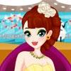 Одевалка: Очаровательная невеста (Beauty Bride Facial)