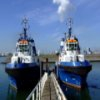 Пятнашки: Корабли-близнецы (Twin Boats Slider)