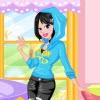 Одевалка: Толстовка для девушки (Hoodie Girl Dressup)