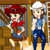 Одевалка: Отдых в Техасе (Cool Texas Couple)