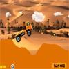 Грузовик в пустыне (desert truck)