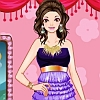 Наряд для знаменитости (Celebrate in Style Dress Up Gameland4girls)