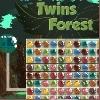 Близнецы кляксы в лесу (Twins Blob Forest)