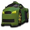 Раскраска: Концепт (Adore concept car coloring)