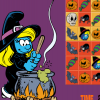 Смурфетта празднует Хэллоуин (Smurfette's Halloween)