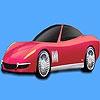 Раскраска: Автомобиль (Long fast car coloring)