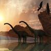 Пазл: Динозавры (Dinosaurs Jigsaw)