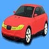Раскраска: Спортивный автомобиль (Sports fiesta car coloring)